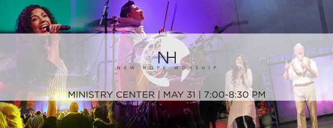 """A Night of Worship"" May 2013"