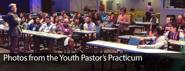 Youth Pastor's Practicum
